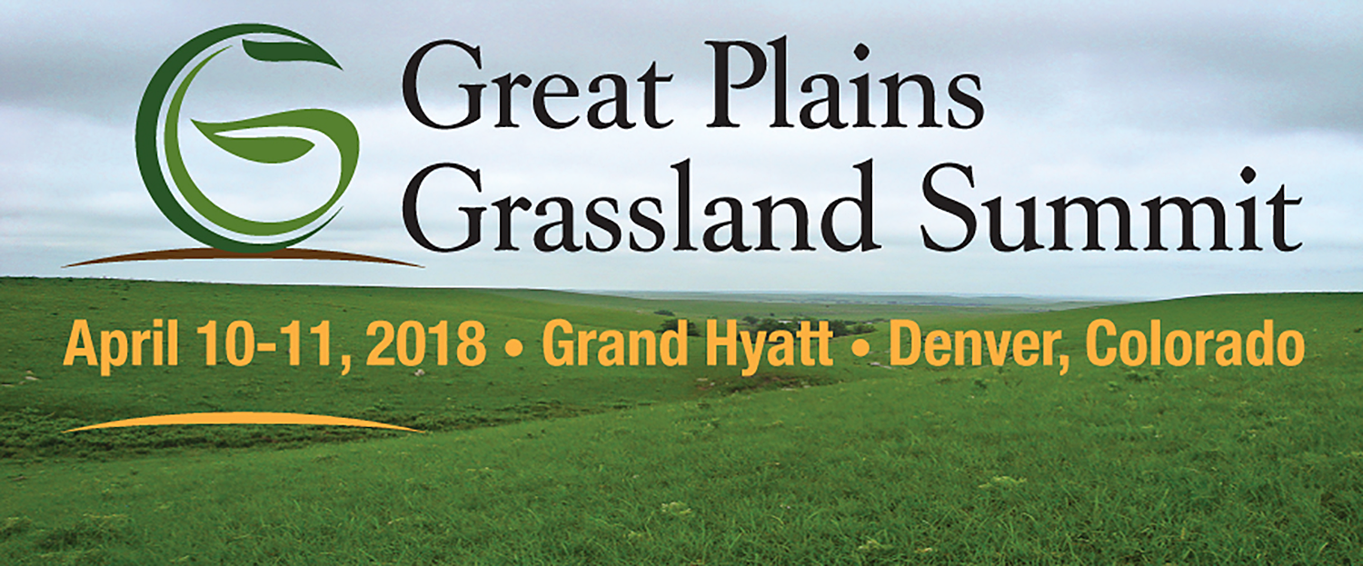 great plains grassland summit challenges and opportunities from