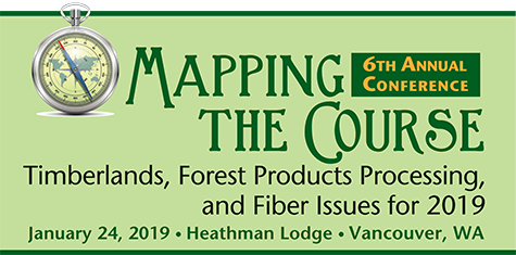 Mapping the Course: Timberland, Forest Products Processing, and