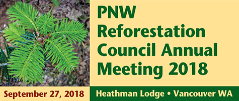 2018 PNW Reforestation Council Annual Meeting - Western