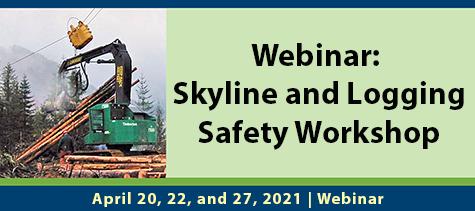 Logo for Skyline and Loggin Safety Workshop